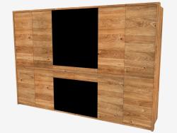 Armoire-penderie (SE.1088-6.3 305x209x63cm)