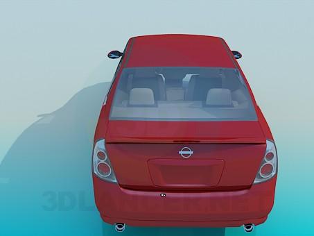 3d model Nissan Altima - preview