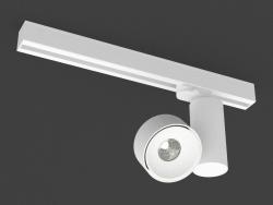 Светодиодный светильник для трехфазной шины (DL18626_01 Track W Dim)