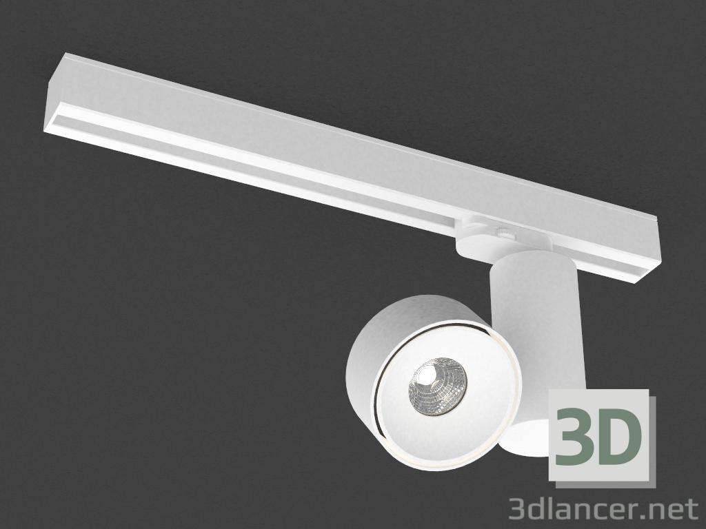 3 डी मॉडल तीन चरण बस के लिए एलईडी दीपक (DL18626_01 ट्रैक डब्ल्यू मंद) - पूर्वावलोकन