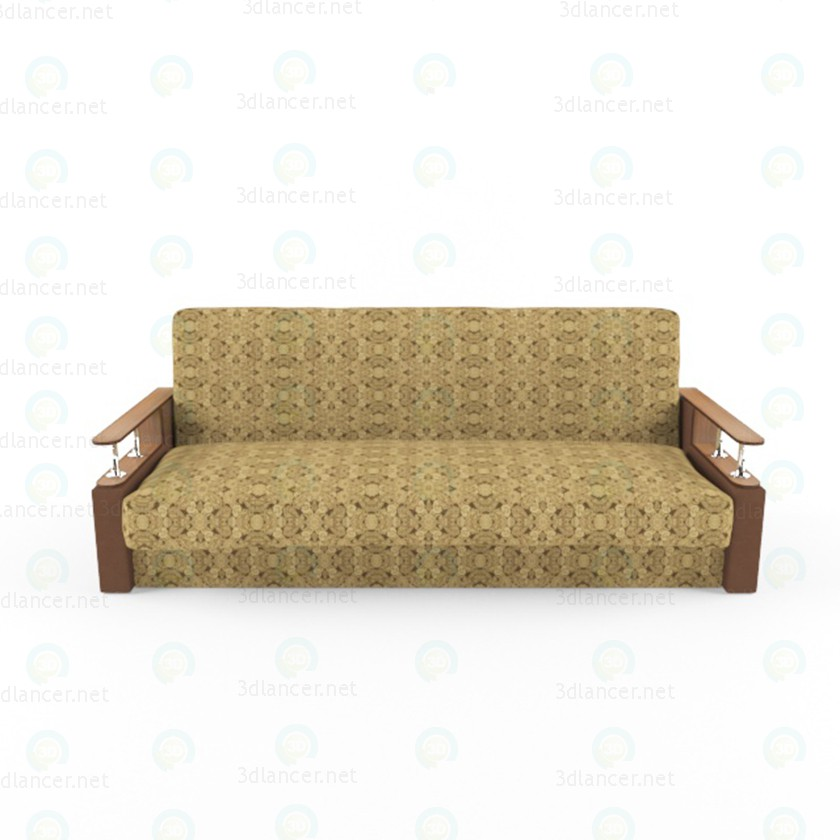 Free sofa paid 3d model by Aiderhanov20 preview