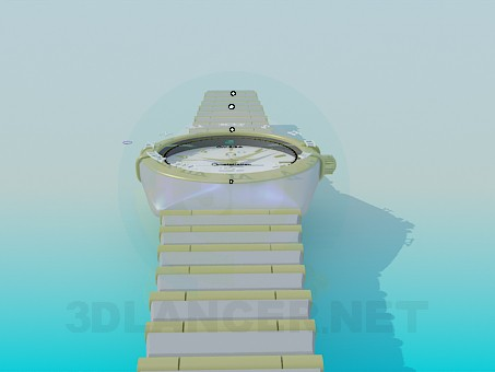 3d model OMEGA Watches - preview