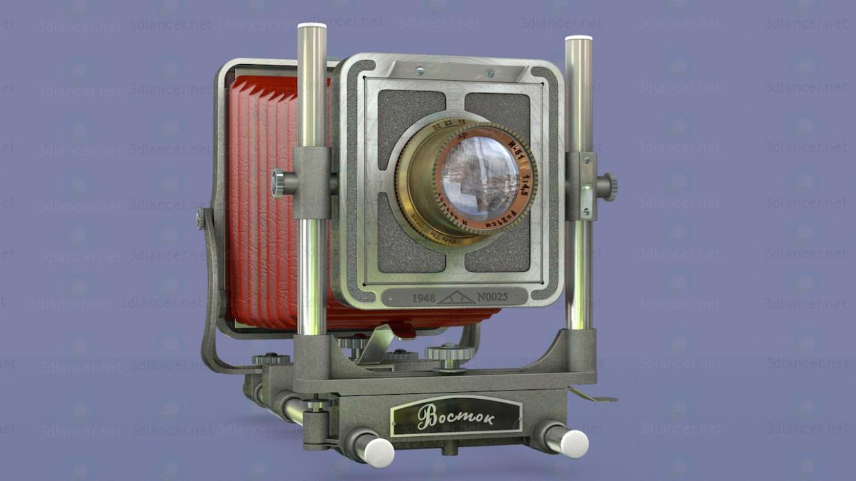 3d modeling Camera Vostok model free download