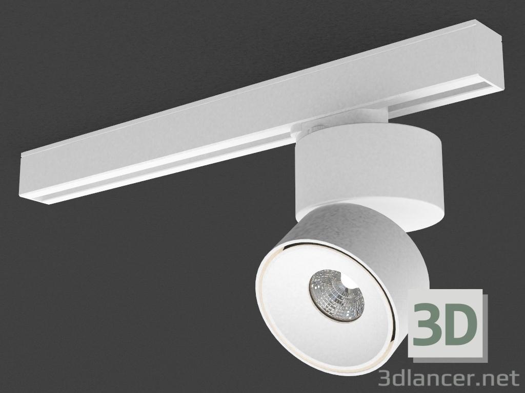 3 डी मॉडल तीन चरण बस के लिए एलईडी दीपक (DL18627_01 ट्रैक डब्ल्यू मंद) - पूर्वावलोकन