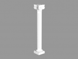 Assemblaggio di colonne 4