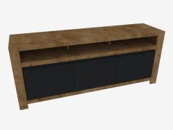 TV Stand 2D-1S (TYPE HAVF01)