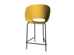 Modern armchair Lipse 3