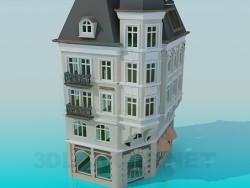 Кутовий будинок