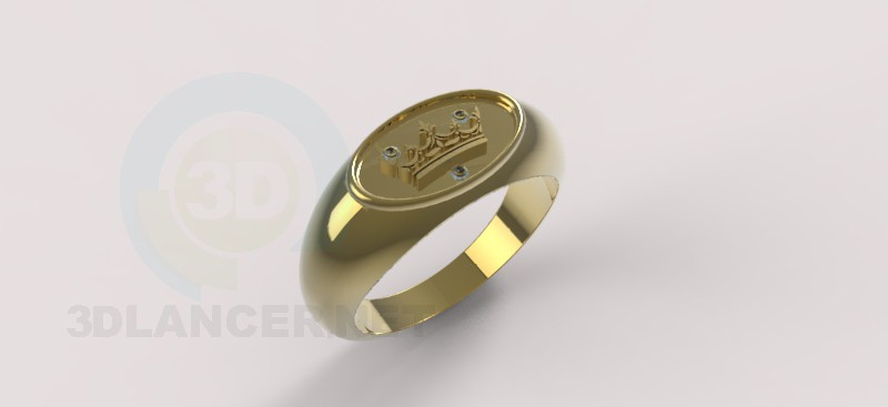 3d model Ring - preview