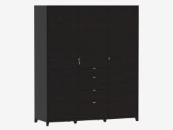 Wardrobe CASE № 2 - 1800 (IDC020003000)