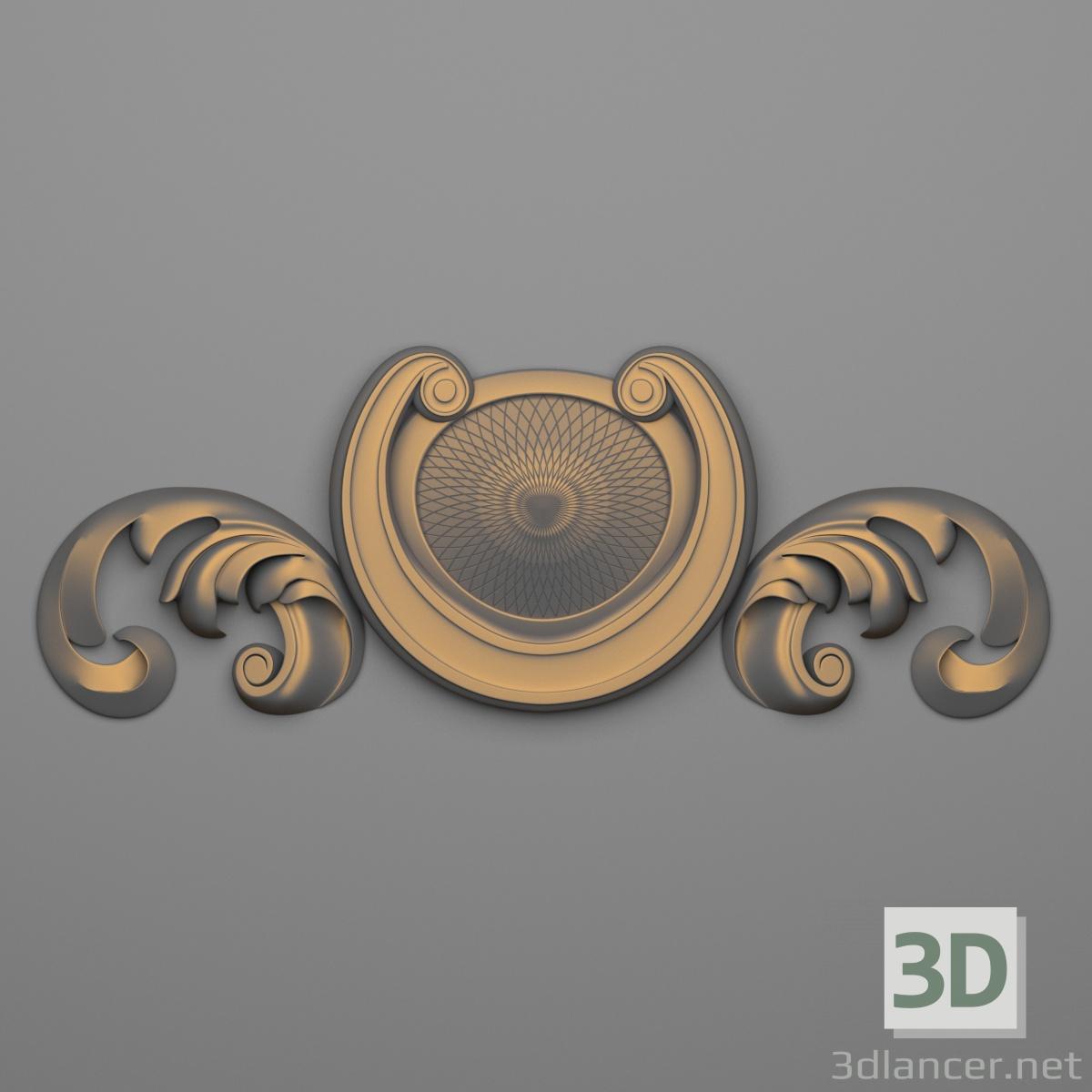 3d Decor 59 model buy - render