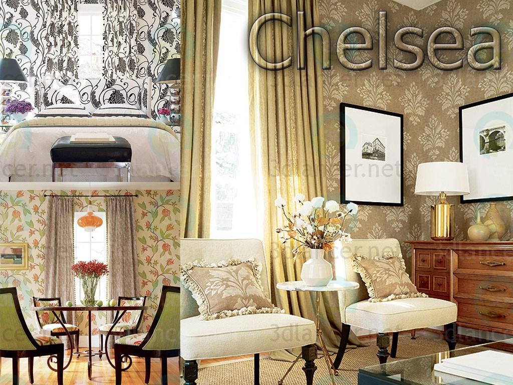 Descarga gratuita de textura Fondos de pantalla de Chelsea - imagen