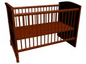 Cot for children 120 x 60