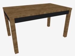 Folding dining table (TYPE HAVT02)