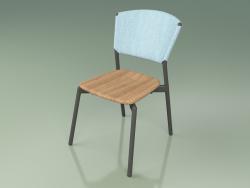 Chair 020 (Metal Smoke, Sky)