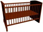 Кроватка детская 140x70