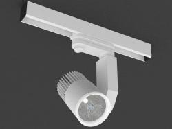 LED-Lampe für Drei-Phasen-Bus (DL18761_01 Spur W 7W)