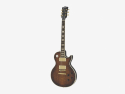 Les Paul Custom electric guitar