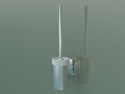 WC set with holder (41505000)