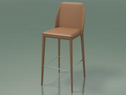 Cadeira de meia barra Marco (111887, marrom claro)