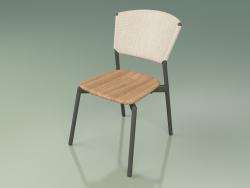 Chair 020 (Metal Smoke, Sand)