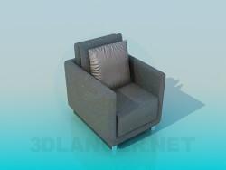 चमकी के साथ कुर्सी