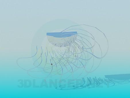 descarga gratuita de 3D modelado modelo Apliques de alta tecnología