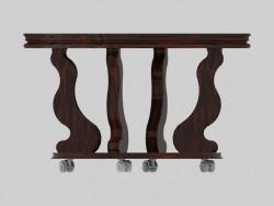 कॉफी टेबल, Berge-4