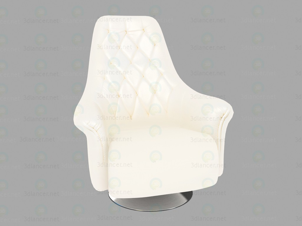 3d modeling Arm-Chair Dallas model free download