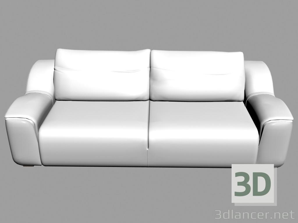 3d model Sofa Monarh (folded) - preview