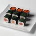 modello 3D sushi - anteprima