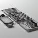 3 डी मॉडलिंग सुशी मॉडल नि: शुल्क डाउनलोड