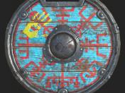 Viking Shield (4 texture sets)