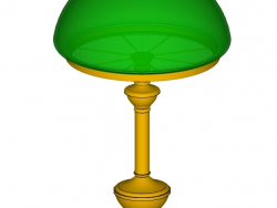 Table lamp, classic