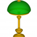 3d model Table lamp, classic - preview