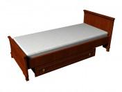 Кровать 1-местная 90х200