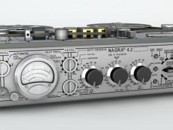 Магнитофон бабинный Nagra 4.2