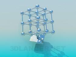molecular grid