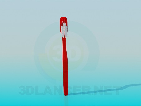 3d model Toothbrush - preview