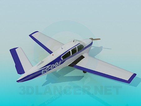 3d model Beech - preview