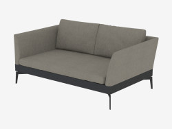 Çift kişilik kanepe düz Div 156