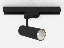 Seguimiento de la lámpara de LED (DL18866_7W Track B Dim)
