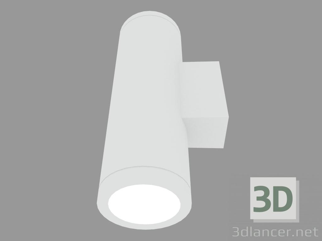 3 डी मॉडल वॉल लैंप MINISLOT UP-DOWN (S3940) - पूर्वावलोकन