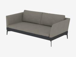 Çift kişilik kanepe düz Div 186