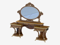 Dressing table in classical style 280