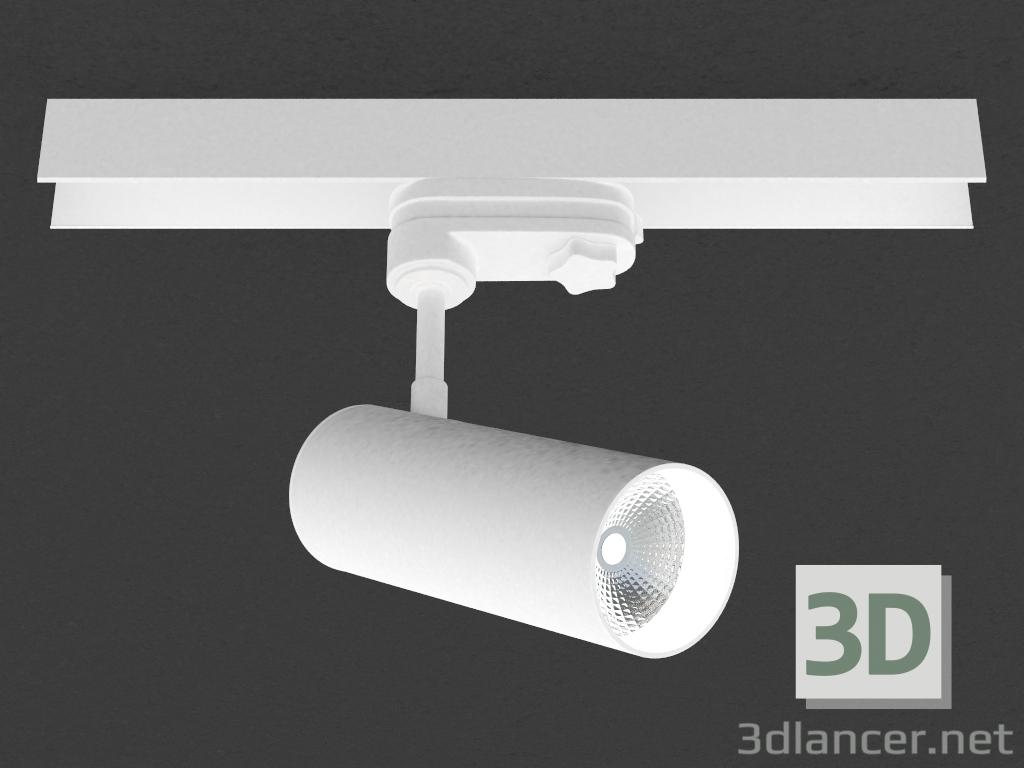 3 डी मॉडल एलईडी दीपक ट्रैक (DL18866_7W ट्रैक डब्ल्यू मंद) - पूर्वावलोकन