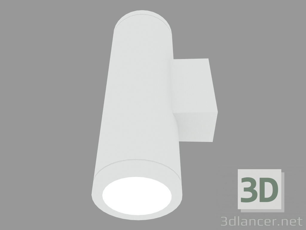 3d model Wall lamp MINISLOT UP-DOWN (S3942) - preview