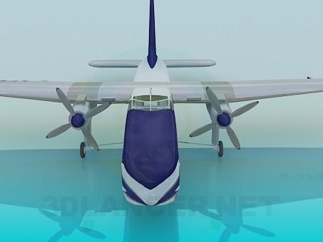 modelo 3D Mk32 Bristol - escuchar