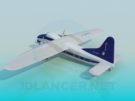 3d модель Bristol mk32 – превью