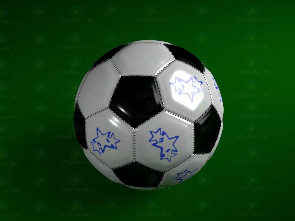 3d model Football Ball - preview